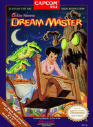 Little Nemo The Dream Master NES game cover