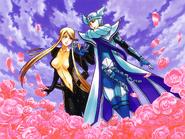 Kasuga and Kenshin