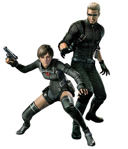 File:RE Zero HD Wesker Mode.png