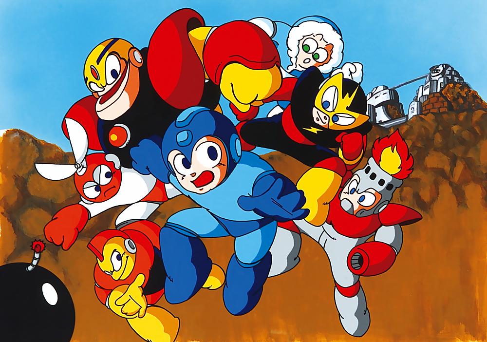 Mega man legends 2 ot return of the blue bomber page 4 for Megaman 9 portada