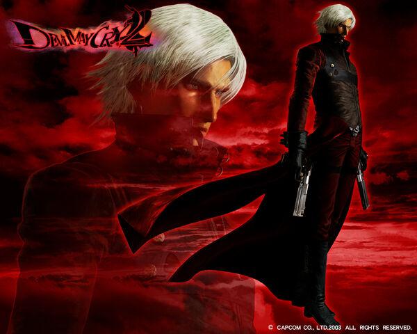 File:Dante wallpaper 2 - Devil May Cry 2.jpg