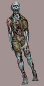 RECV Zombie Concept Full