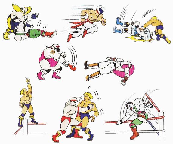 File:Slam Masters Jap Manual Art.png