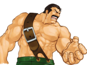 Mike Haggar (Capcom Fighting All-Stars)