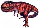 DC2 Giganotosaurus