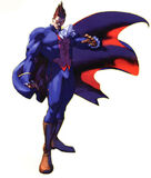 Demitri Maximoff from Darkstalkers series