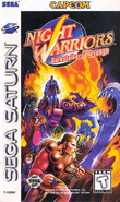 Night Warriors Darkstalkers Revenge