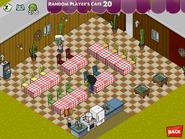 Zombie Cafe Capcom screen shot 04