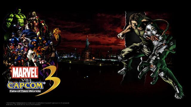 "File:Marvel Vs Capcom 3 wallpaper - Nathan ""Rad"" Spencer.jpg"