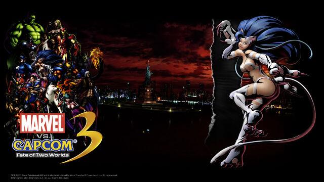 File:Marvel Vs Capcom 3 wallpaper - Felicia.jpg