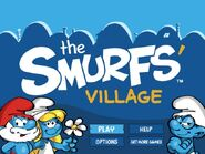 Smurf's Village screen shot 01