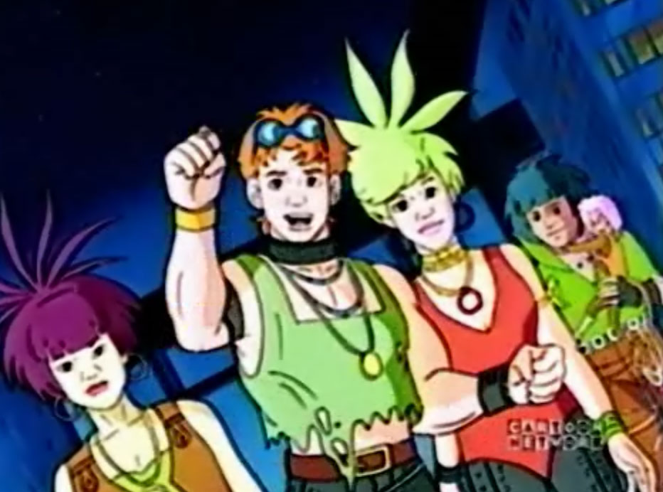 Gaia Captain Planet