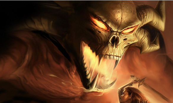 File:Demon Overlord in battle, medieval times.png