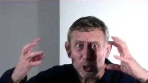 YTP Michael Rosen's Shitty Disaster