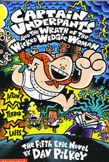 Captain Underpants and the Wrath of the Wicked Wedgie