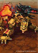Cannon fire dragon cannongear