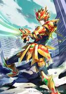Knight of Elegant Skills, Gareth (Full Art)