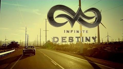 """INFINITE - Destiny M V (Ver.B)"""