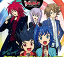 Cardfight!! Vanguard Character Songs