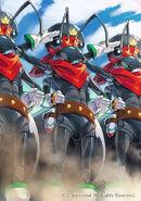 Megacolony Battler A (Full Art)