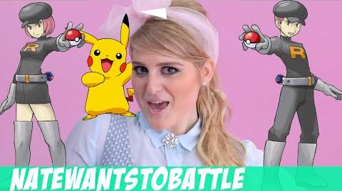 """Spinnin' Round That Base"" A Pokémon Parody of All About That Bass (NateWantsToBattle)"