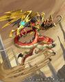 Amber Dragon, Daylight (full art).jpg