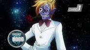Dandy Guy, Romario (Anime-LJ-NC)
