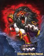 Sacred Guardian Beast, Nemean Lion