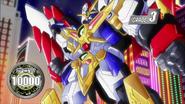 Super Dimensional Robo, Daiyusha (Anime-LM-NC)
