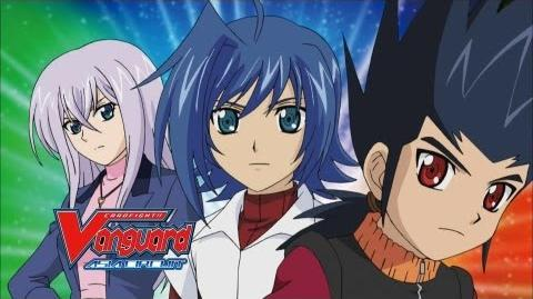 Episode 71 Cardfight!! Vanguard Official Animation
