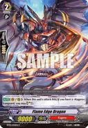 Flame Edge Dragon2