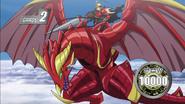 Thunderstorm Dragoon (Anime-AC-NC)