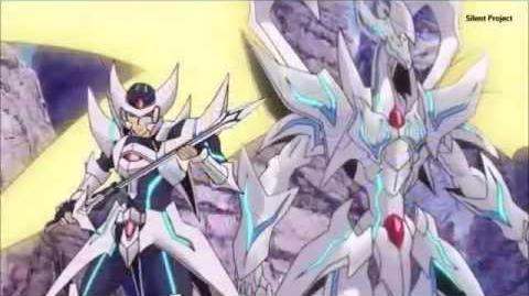 (Legion Mate) Cardfight!! Vanguard Seeker, Sing Saver Dragon & Blaster Blade Seeker 'Legion' - HD-3