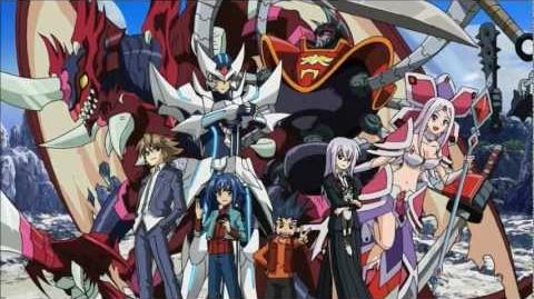 Cardfight!! Vanguard Season 1 (Act A) opening -english dubbed-