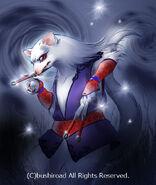 Stealth Beast, Evil Ferret (Full Art)