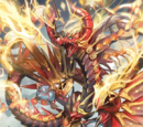 Supreme Heavenly Emperor Dragon, Defeat Flare Dragon