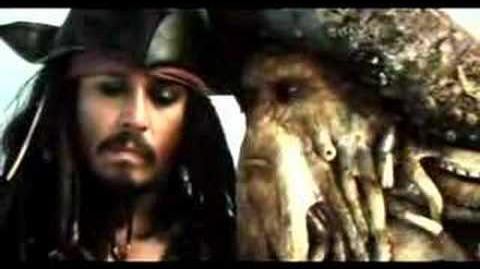 """All Davy Jones """"Do you fear death?"""" lines"""