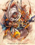 Desert Gunner, Raien (full art)