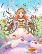 Maiden of Blossom Rain (Full Art)