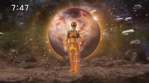 Uchuu Sentai Kyuranger All 9 Transformation