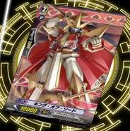 King of Sword (Anime-CV)