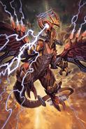 Breakthrough Dragon (Full Art)