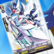 Blaster Blade (Anime-CV-2)