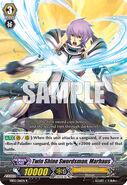 Twin Shine Swordsman, Marhaus