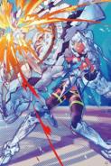 Flash Shield, Iseult (Full Art)