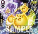 Thunder Elemental, Gororo