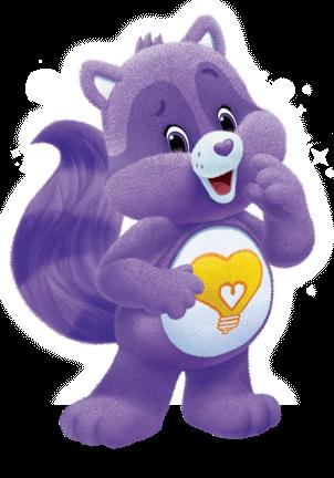 Bright Heart Raccoon Care Bear Wiki Fandom Powered By
