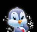 Cozy Heart Penguin