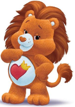 Brave Heart Lion | Care Bear Wiki | Fandom powered by Wikia