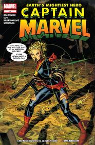 Captain Marvel (2012) no